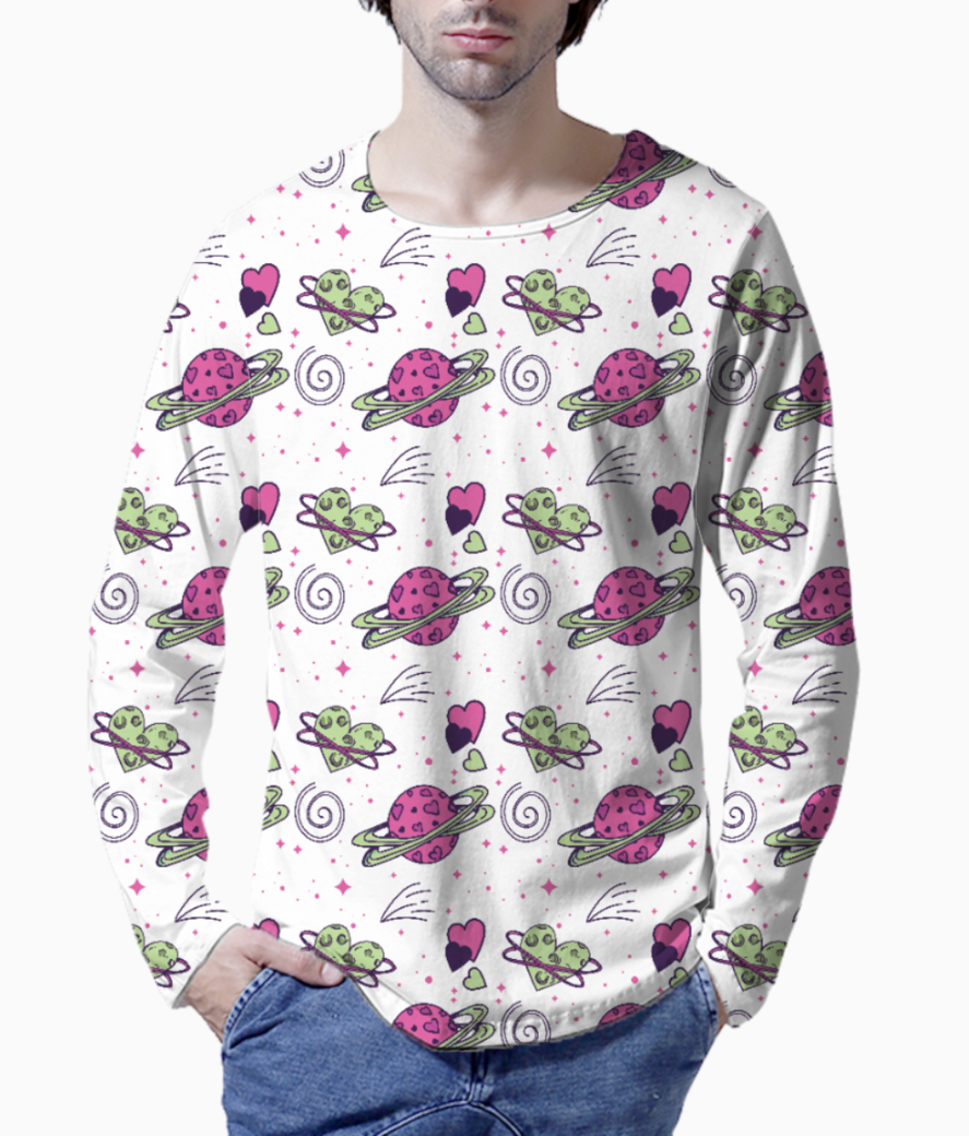Space love 2 henley front