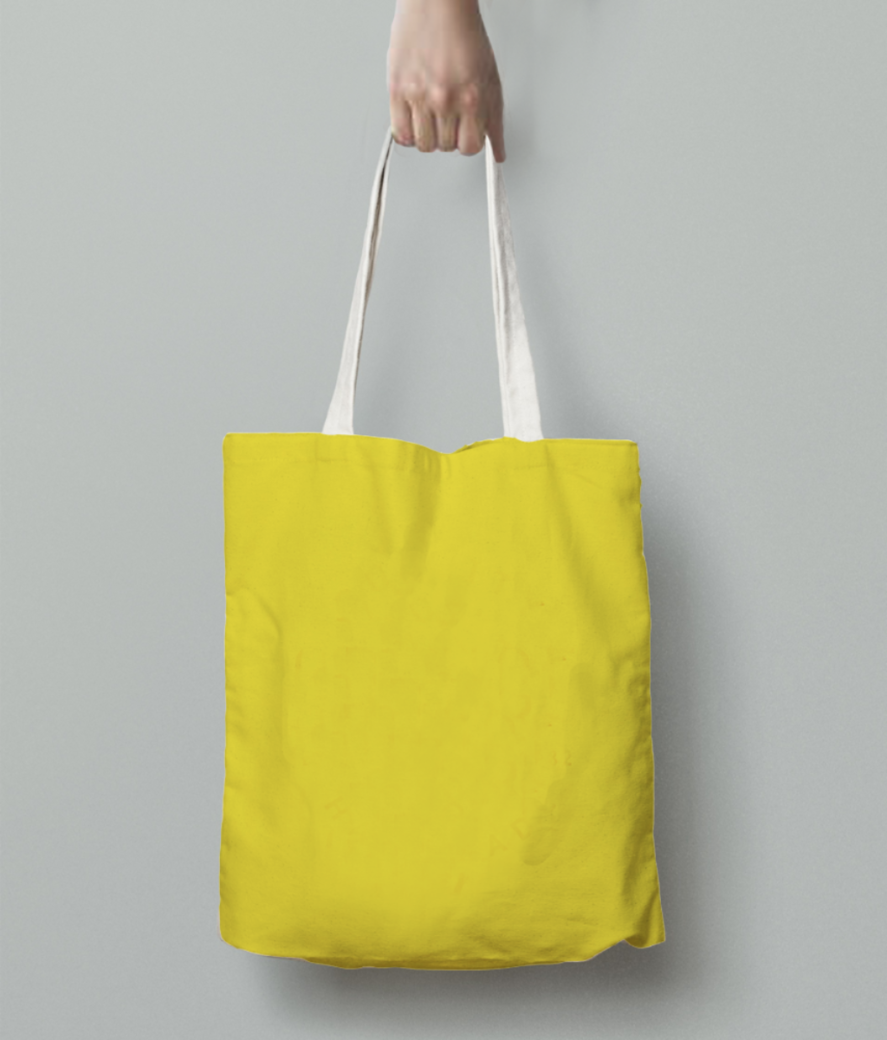 Hold my drink tote bag back