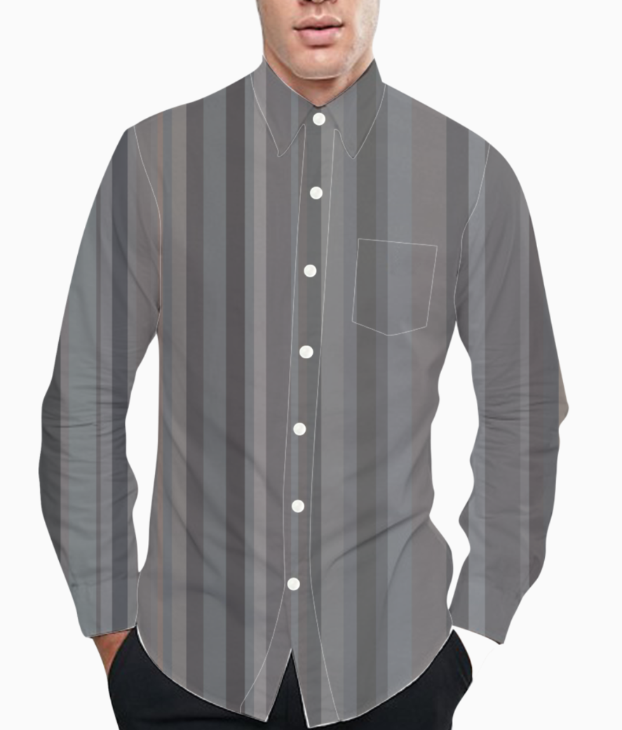 Neutrals 1 basic shirt front